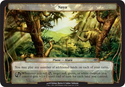 Naya - Planechase