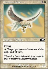 Aurora Griffin - Planeshift