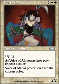 Voice of All - Planeshift
