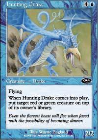 Hunting Drake - Planeshift