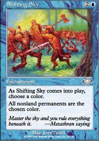 Shifting Sky - Planeshift