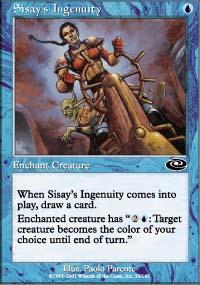 Sisay's Ingenuity - Planeshift