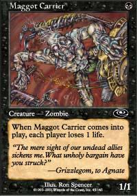 Maggot Carrier - Planeshift