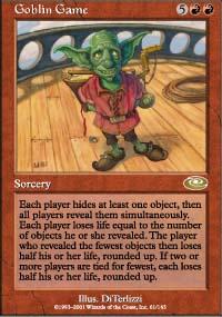 Goblin Game - Planeshift