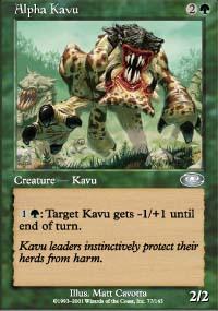 Alpha Kavu - Planeshift