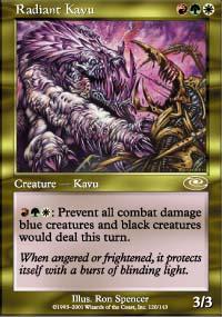 Radiant Kavu - Planeshift
