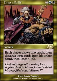 Urza's Guilt - Planeshift
