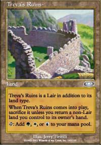 Treva's Ruins - Planeshift