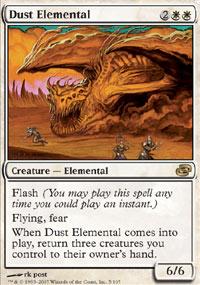 Dust Elemental - Planar Chaos