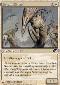 Sinew Sliver - Planar Chaos