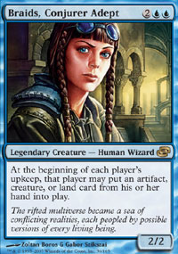 Braids, Conjurer Adept - Planar Chaos