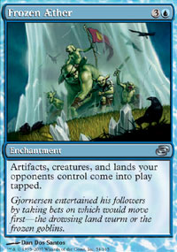 Frozen Aether - Planar Chaos