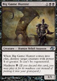 Big Game Hunter - Planar Chaos