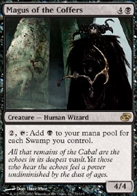 Magus of the Coffers - Planar Chaos