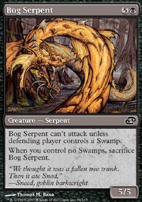Bog Serpent - Planar Chaos