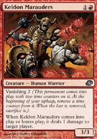 Keldon Marauders - Planar Chaos