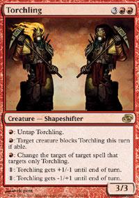 Torchling - Planar Chaos