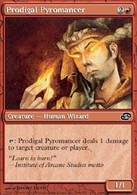Prodigal Pyromancer - Planar Chaos