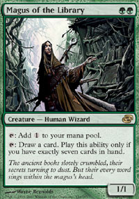 Magus of the Library - Planar Chaos
