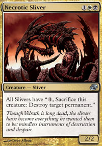Necrotic Sliver - Planar Chaos