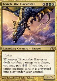 Teneb, the Harvester - Planar Chaos