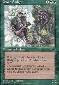 Giant Badger - Miscellaneous Promos