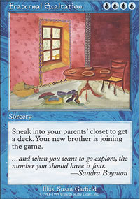 Fraternal Exaltation - Ultra Rare Cards