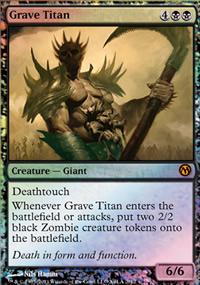 Grave Titan - Miscellaneous Promos