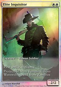Elite Inquisitor - Miscellaneous Promos