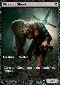 Diregraf Ghoul - Miscellaneous Promos