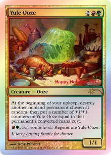 Yule Ooze - Miscellaneous Promos