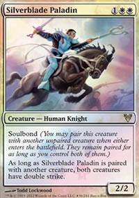 Silverblade Paladin - Miscellaneous Promos