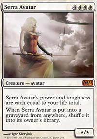 Serra Avatar - Miscellaneous Promos