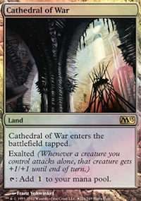 Cathedral of War - Miscellaneous Promos