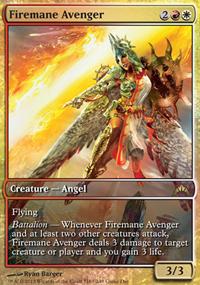 Firemane Avenger - Miscellaneous Promos