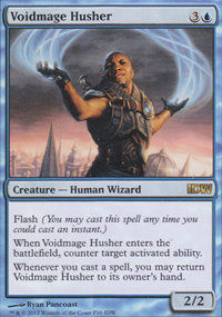 Voidmage Husher - Miscellaneous Promos