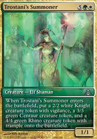 Trostani's Summoner - Miscellaneous Promos