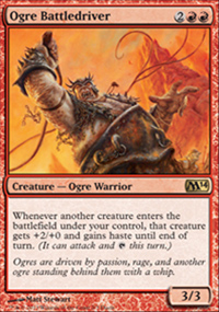 Ogre Battledriver - Miscellaneous Promos