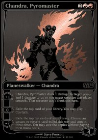 Chandra, Pyromaster - Miscellaneous Promos