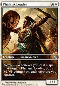 Phalanx Leader - Miscellaneous Promos