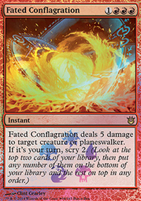 Fated Conflagration - Miscellaneous Promos