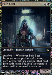 Pain Seer - Miscellaneous Promos