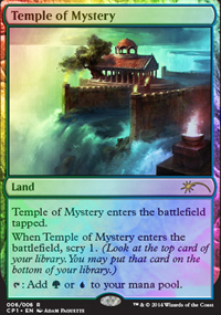 Temple of Mystery - Miscellaneous Promos