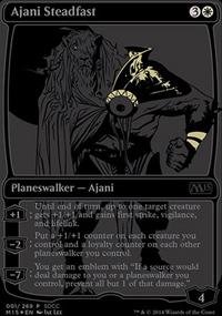 Ajani Steadfast - Miscellaneous Promos