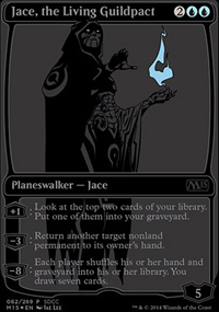 Jace, the Living Guildpact - Miscellaneous Promos