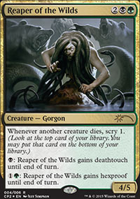 Reaper of the Wilds - Miscellaneous Promos
