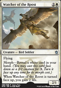 Watcher of the Roost - Miscellaneous Promos