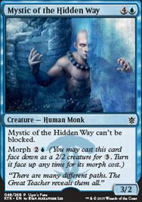 Mystic of the Hidden Way - Miscellaneous Promos