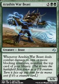 Arashin War Beast - Miscellaneous Promos