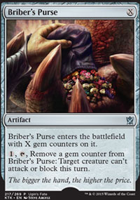 Briber's Purse - Miscellaneous Promos